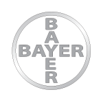 Bayer Medicine Black & White Logo