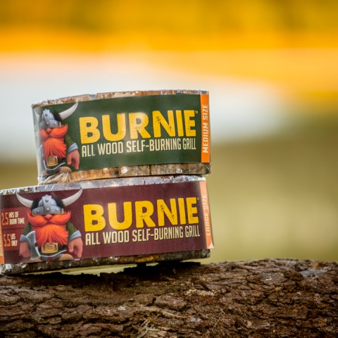 Product Photography Burnie Grill Packaging